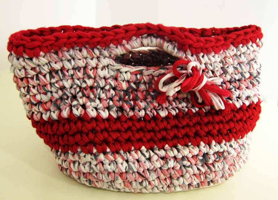 Hacemos bolsos de crochet y trapillo muy buenos precios for Bolsos de crochet de trapillo