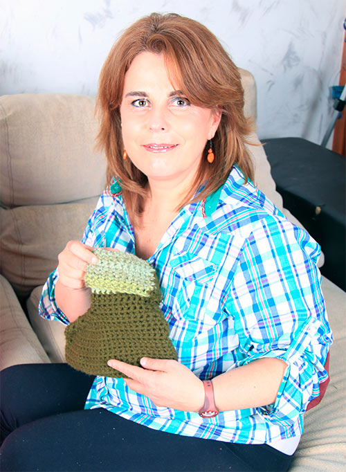 Margo González Tricotonas