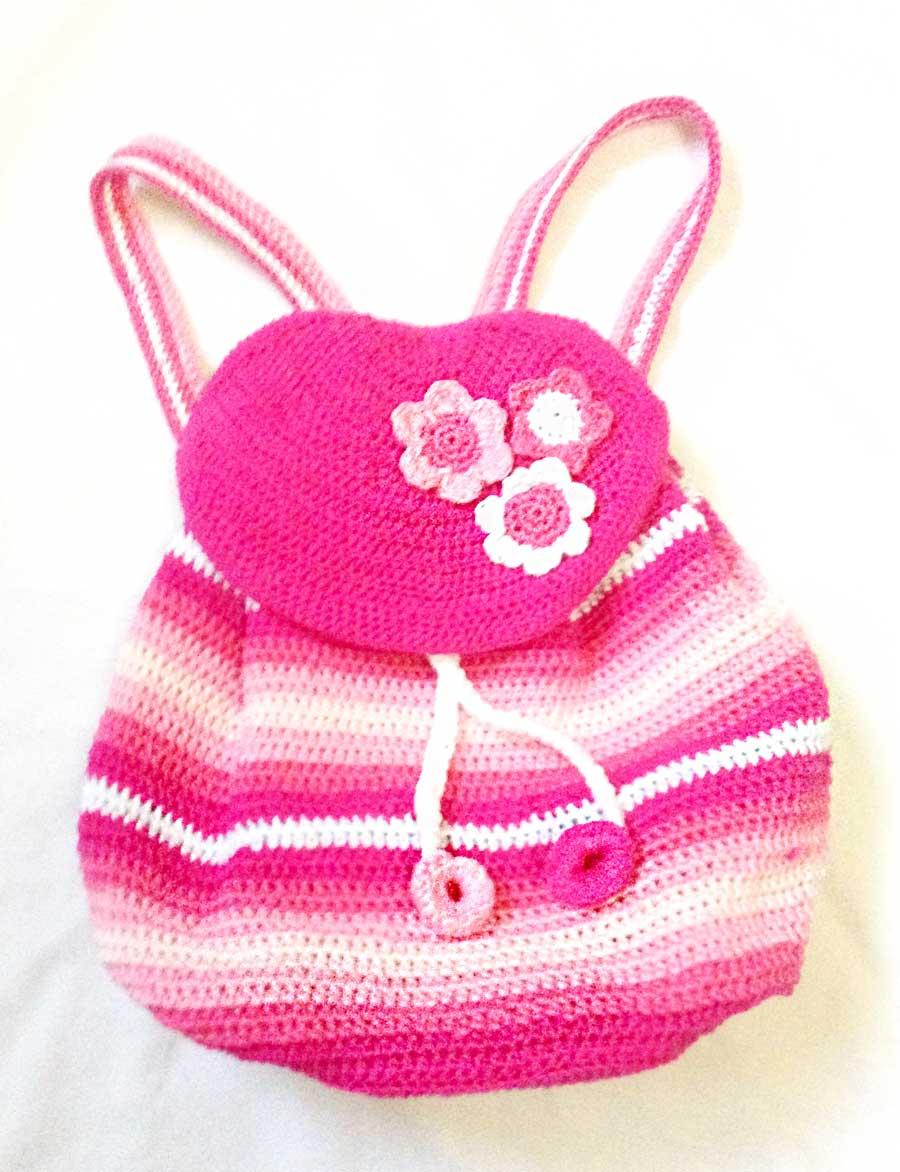Hacemos Bolsos De Crochet Y Trapillo Muy Buenos Precios