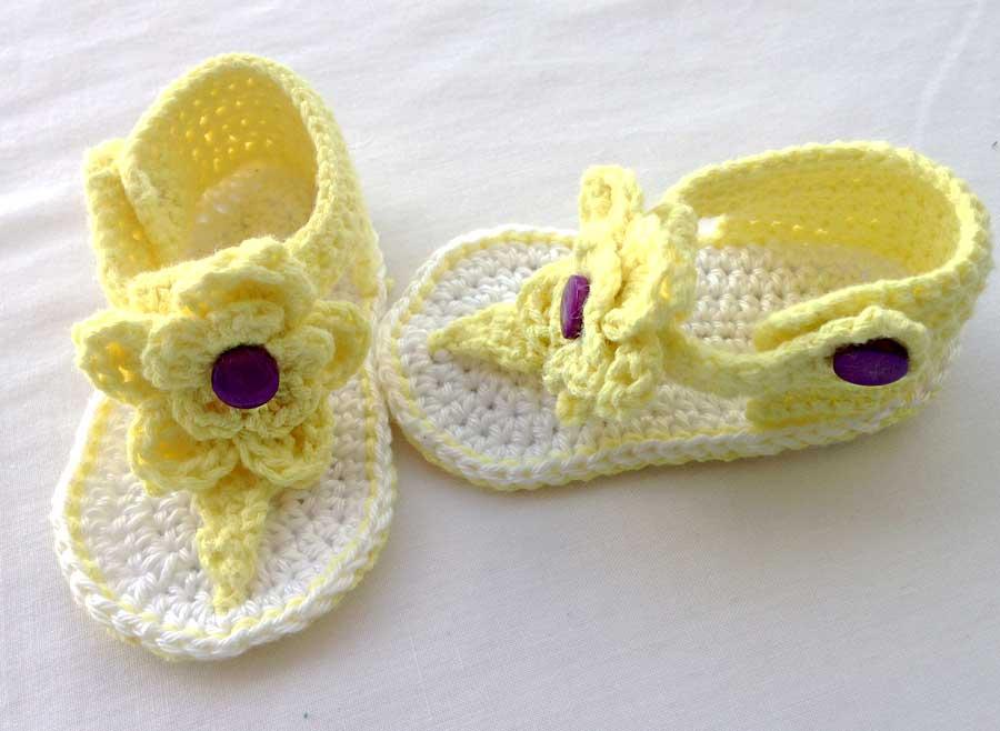Sandalias De Para Medida Puedes Crochet Comprar A • Aquí Niños NX0Ow8nZPk