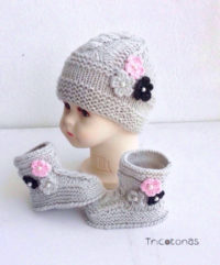 Comprar gorros de lana online en Tricotonas  Fácil y Barato b4a70565081