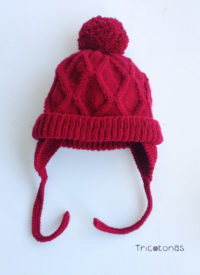 Comprar gorros de lana online en Tricotonas  Fácil y Barato f566b1073d6